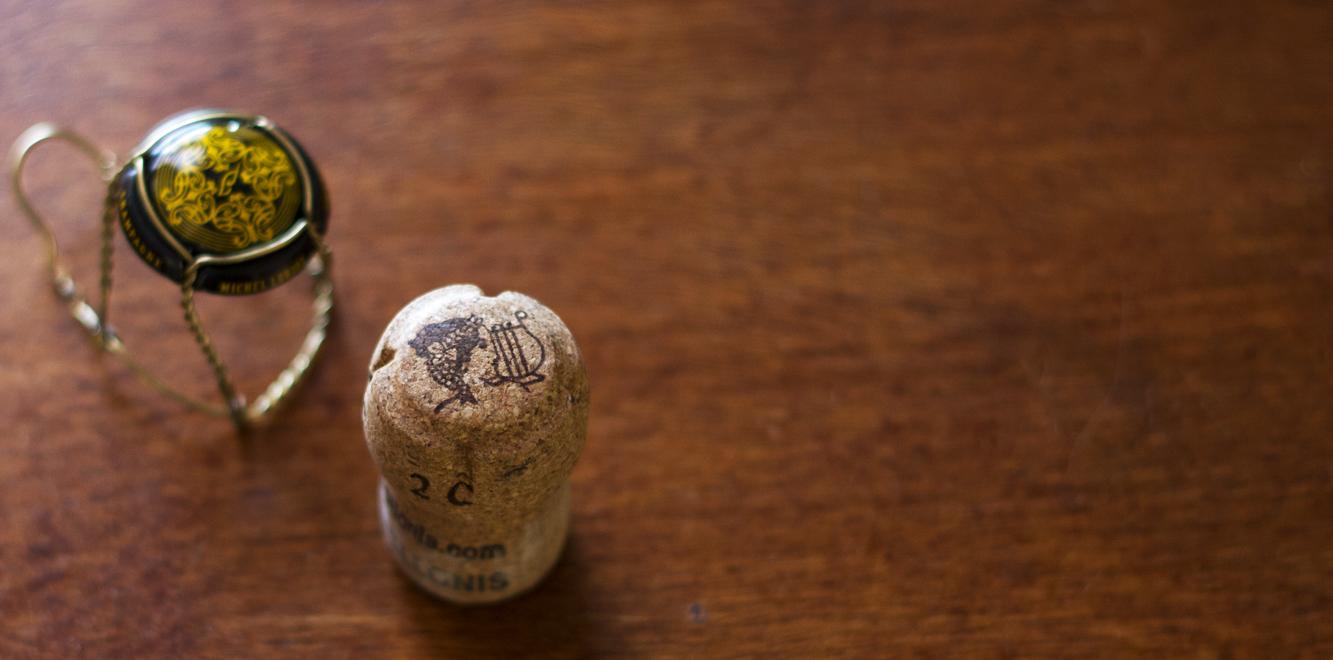 CUVÉE MAGAZINE Champagne Loriot