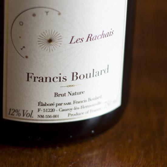 CUVÉE MAGAZINE Champagne Boulard
