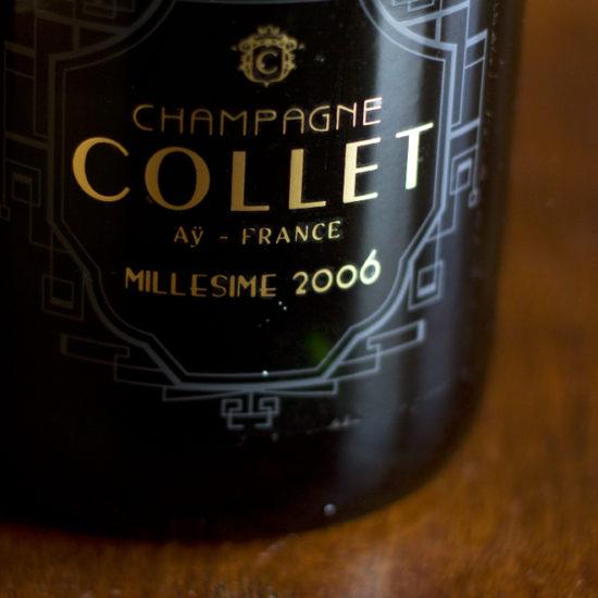 CUVÉE MAGAZINE Champagne Collet