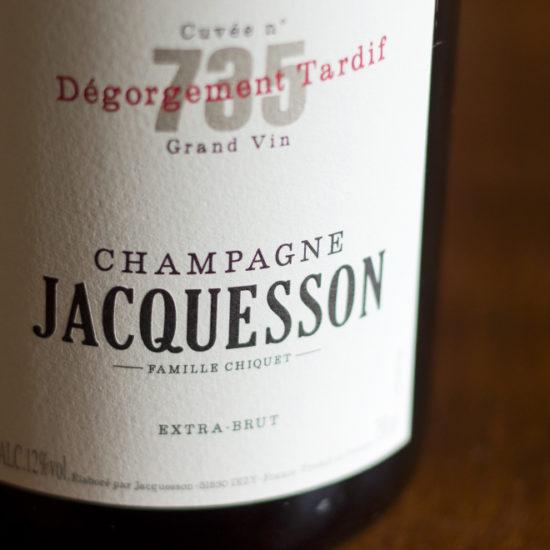 CUVÉE MAGAZINE Champagne Jacquesson