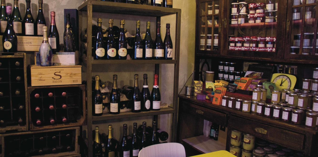 Épicerie Au Bon Manger