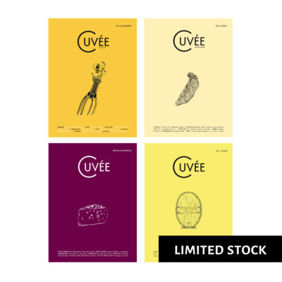CUVÉE Magazine Collection
