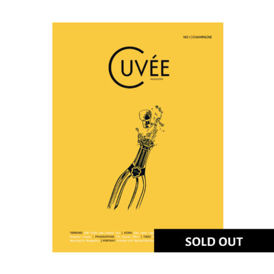 CUVÉE Magazine No. 1 | Champagne